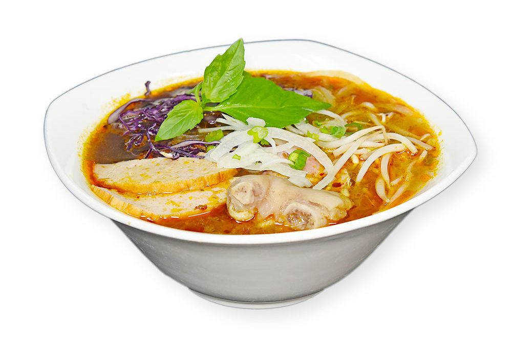 259. Hue (Vietnam) style beef vermicelli soup
