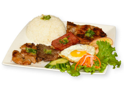 401. Vrolls House Special Steamed Rice